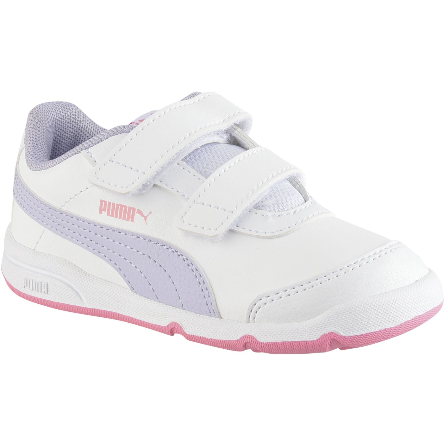 Puma stepfleex 2 sl ve v inf Blanco / rosado Walking