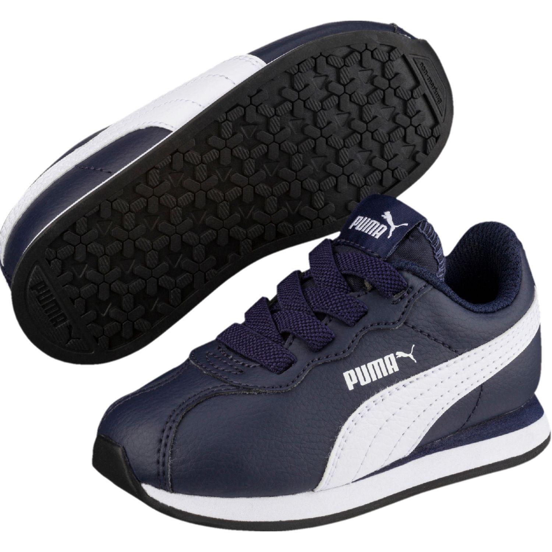 Puma puma turin ii ac inf Azul / blanco Walking