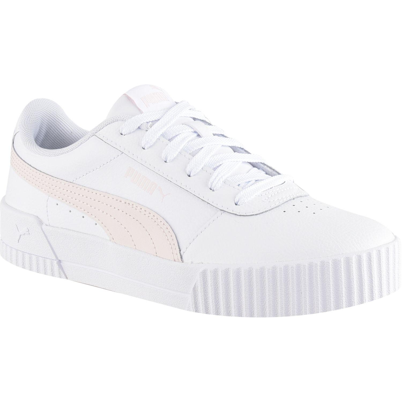 Puma carina l Blanco / rosado Walking