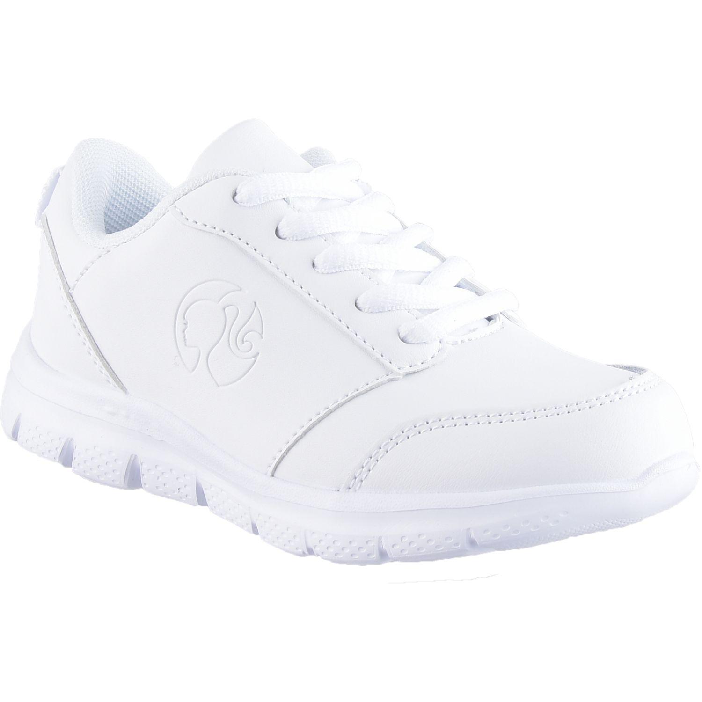 Barbie Zapatilla Escolar 2ar485 Gris Blanco / gris Zapatillas