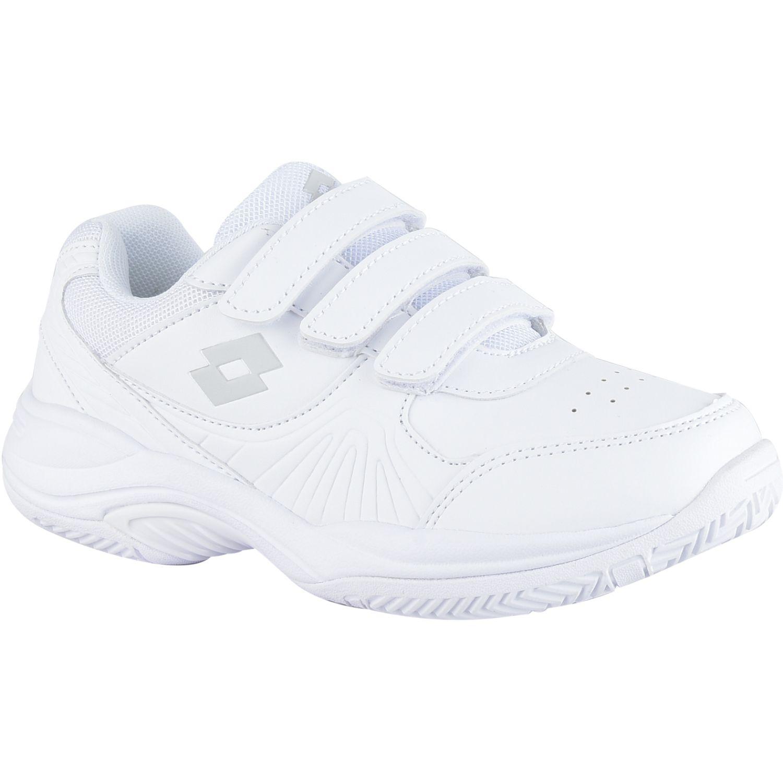 Lotto Velcro Blanco Zapatillas