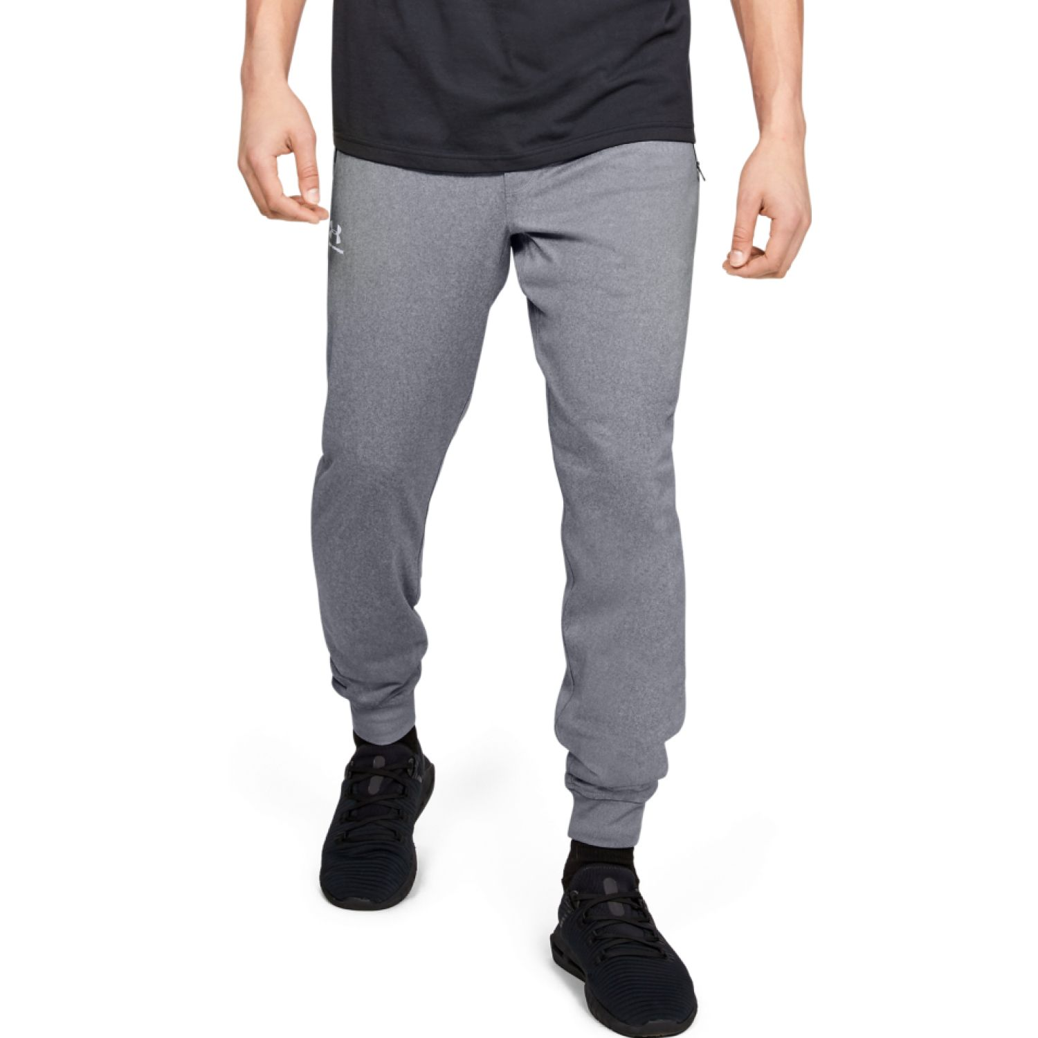 Under Armour sportstyle tricot jogger Gris Pantalones Deportivos