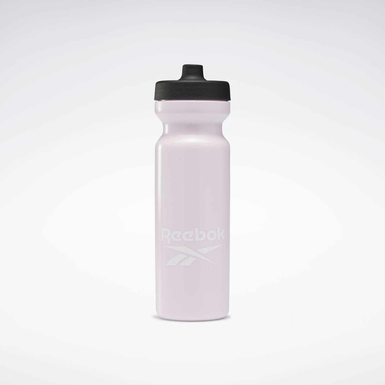 Reebok Te Bottle 750 Rosado / negro Botellas de Agua