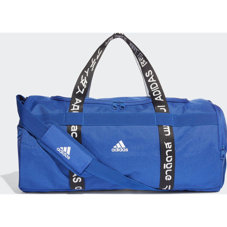 Adidas 4athlts Duf M Azul Bolsos de gimnasio