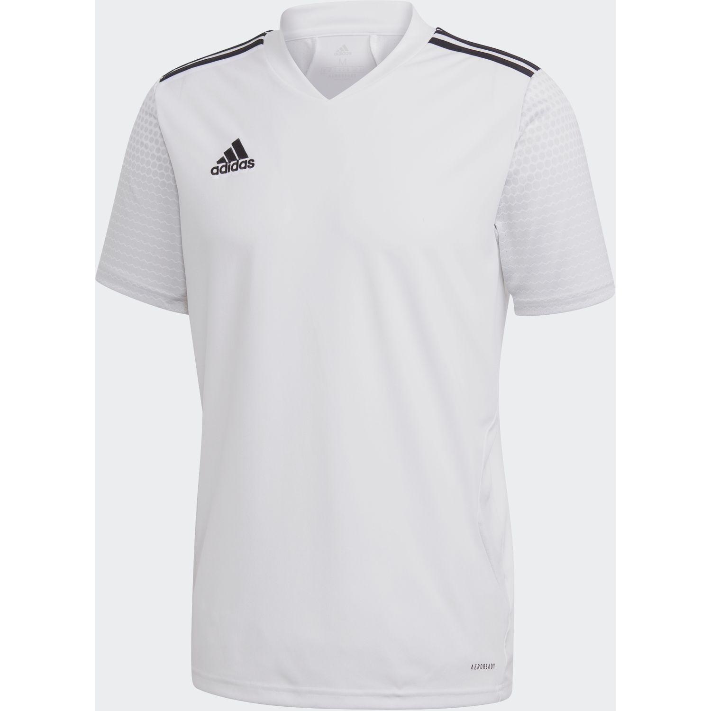 Adidas Regista 20 Jsy Blanco / negro Camisetas y polos deportivos