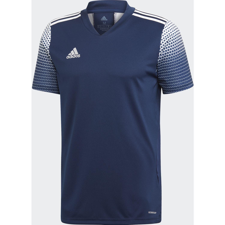 Adidas regista 20 jsy Navy / Blanco Camisetas y Polos Deportivos