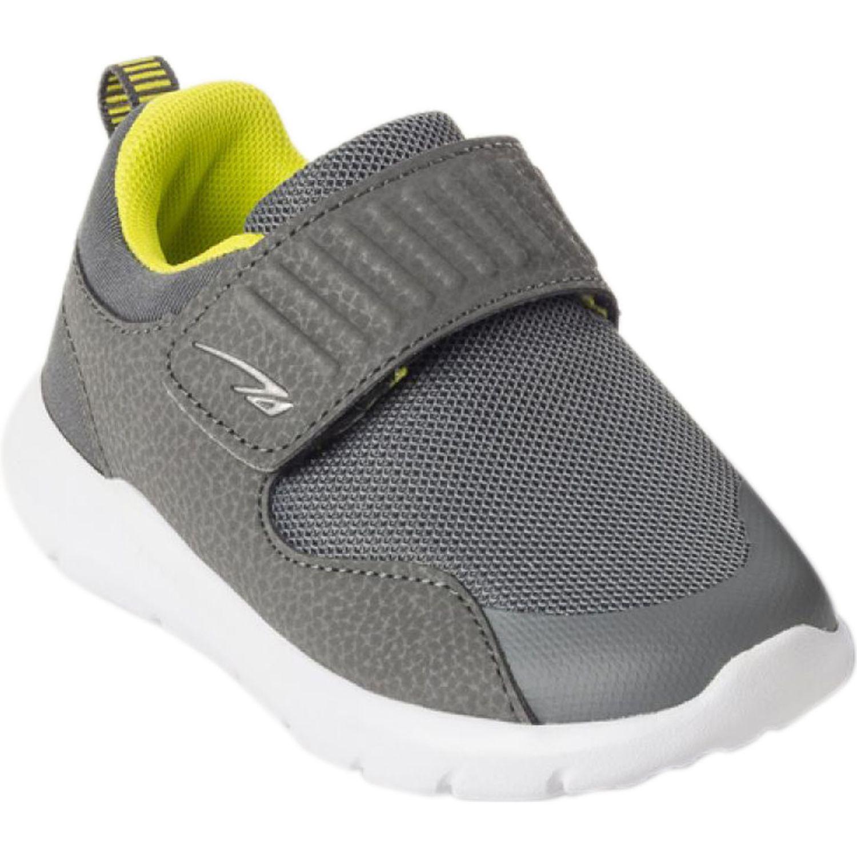 Colloky Zapatilla Cb 48930311 Velcro Gris Zapatillas