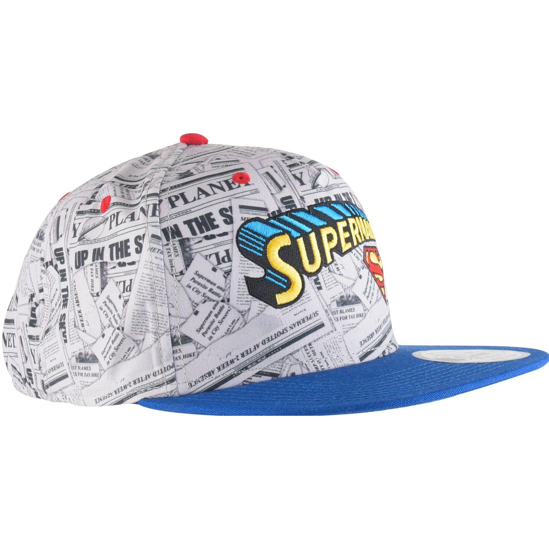 SPIDER-MAN GORRO JUVENIL Gris / azul Sombreros y Gorros