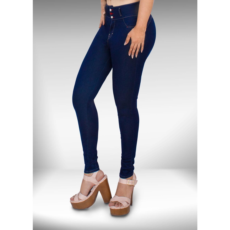 TANSY Pantalón Avril Azul oscuro Casual