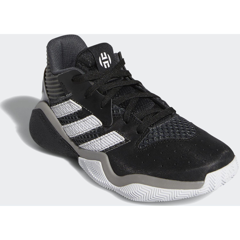 Adidas harden stepback j NEGRO / GRIS Muchachos