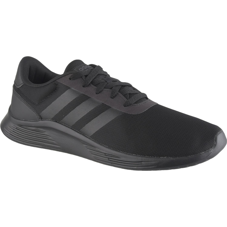 Adidas lite racer 2.0 Negro Running en pista