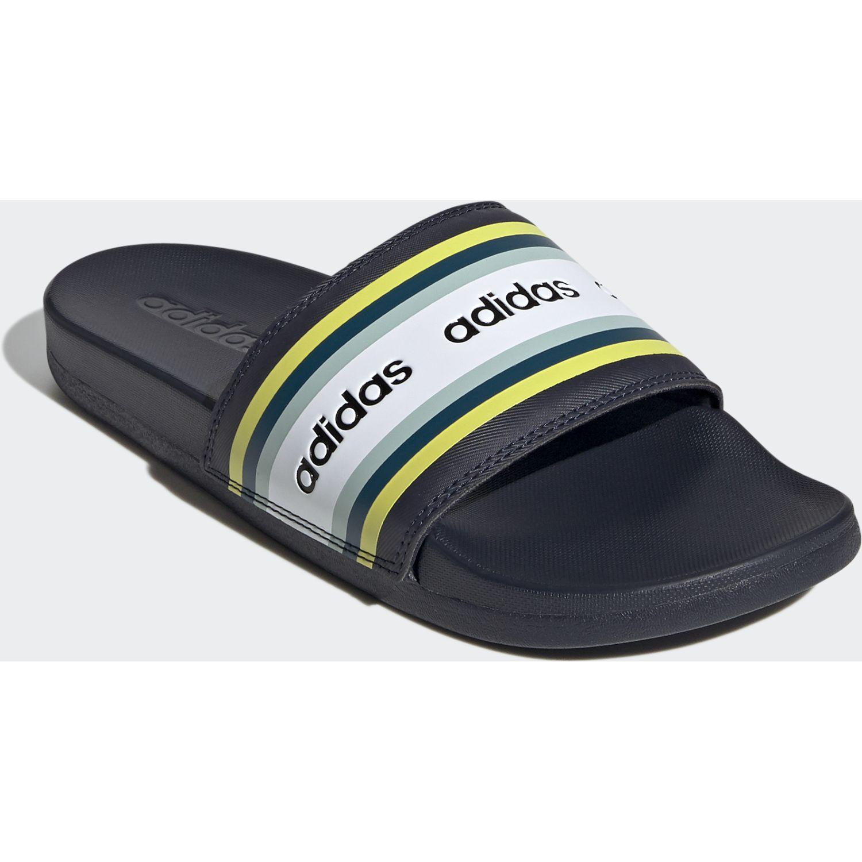 Adidas Adilette Comfort Navy Sandalias deportivas y slides