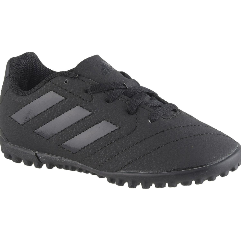 Adidas Goletto Vii Tf J Negro / negro Muchachos
