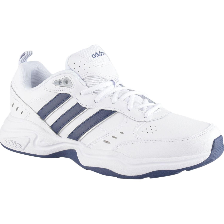 Adidas STRUTTER Blanco / Navy Hombres