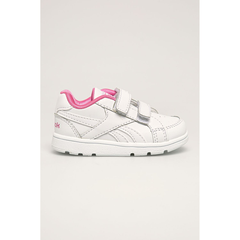Reebok REEBOK ROYAL PRIME ALT Blanco / rosado Chicas