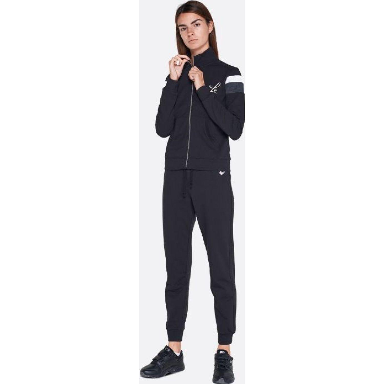 Lotto Suit Dehia W Stc Negro / plomo Conjuntos deportivos