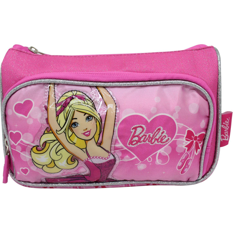 Barbie Cartuchera BARBIE ROSADO / FUCSIA portalápices