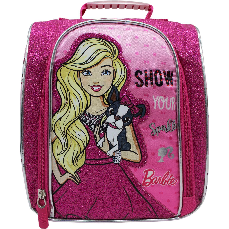 Barbie lonchera barbie ROSADO / FUCSIA Loncheras
