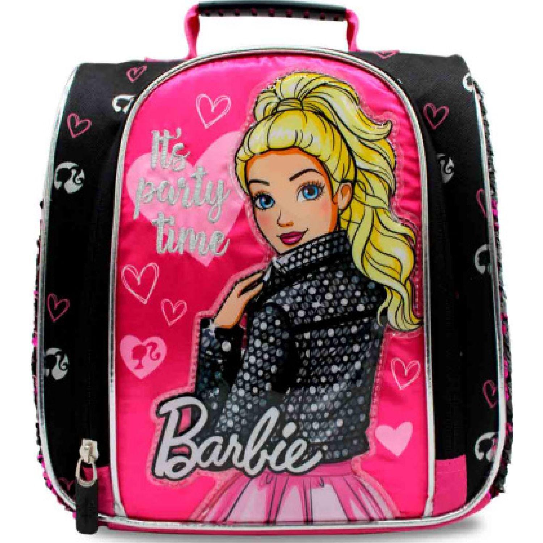 Barbie Lonchera BARBIE Fucsia / negro Loncheras