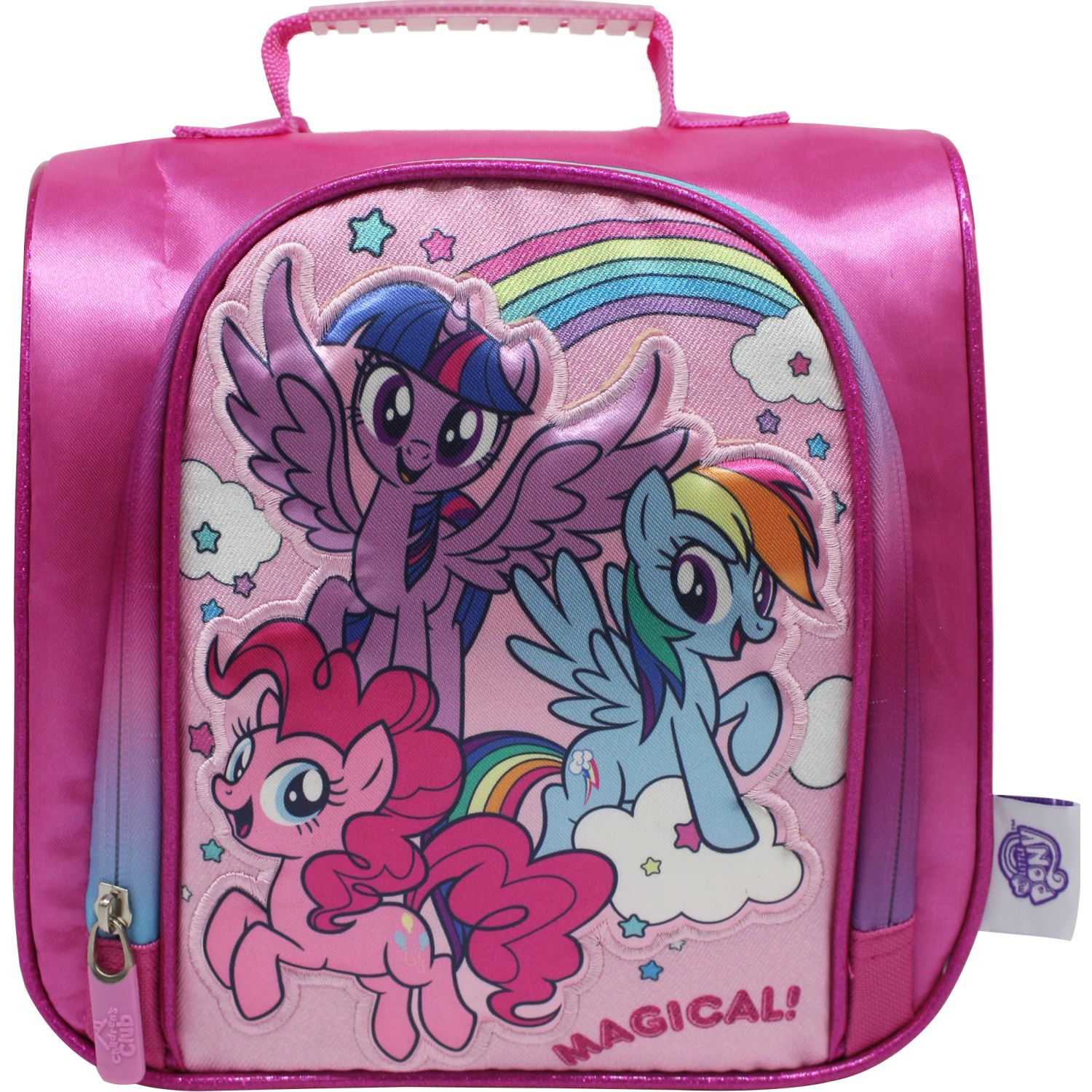 My Little Pony Lonchera My Little Pony ROSADO / LILA Loncheras