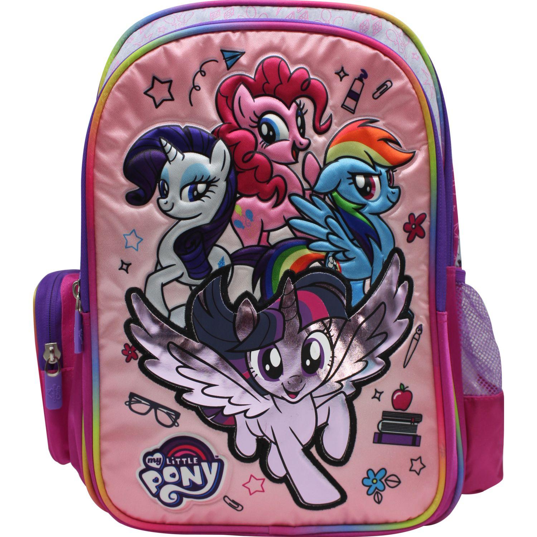 My Little Pony Mochila  MY LITTLE PONY ROSADO / FUCSIA Mochilas