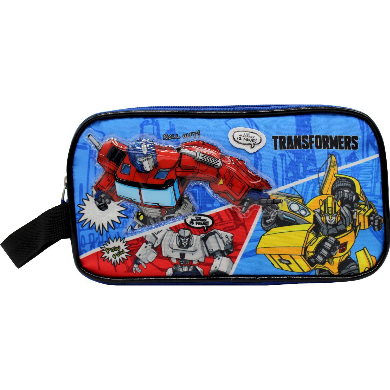 Transformers Cartuchera Transformers Azul / amarillo Portalápices