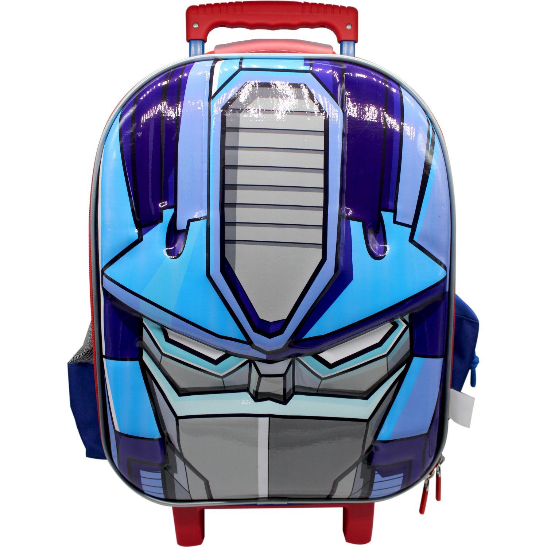 Transformers maleta con ruedas transformers Azul / rojo mochilas