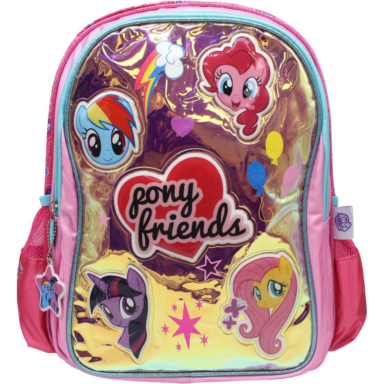 My Little Pony mochila  my little pony Rosado / celeste mochilas