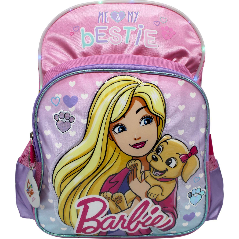 Barbie Mochila Barbie Rosado / celeste Mochilas