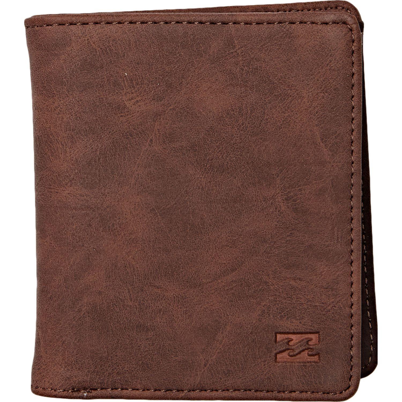 Billabong gaviotas pu wallet Marron Billeteras
