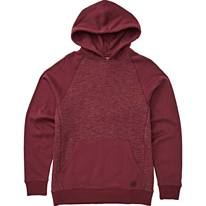 Billabong BALANCE PO HDY Burgundy Hoodies y Sweaters Fashion