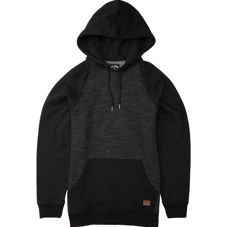 Billabong Balance Po Hdy Negro Hoodies y Sweaters Fashion