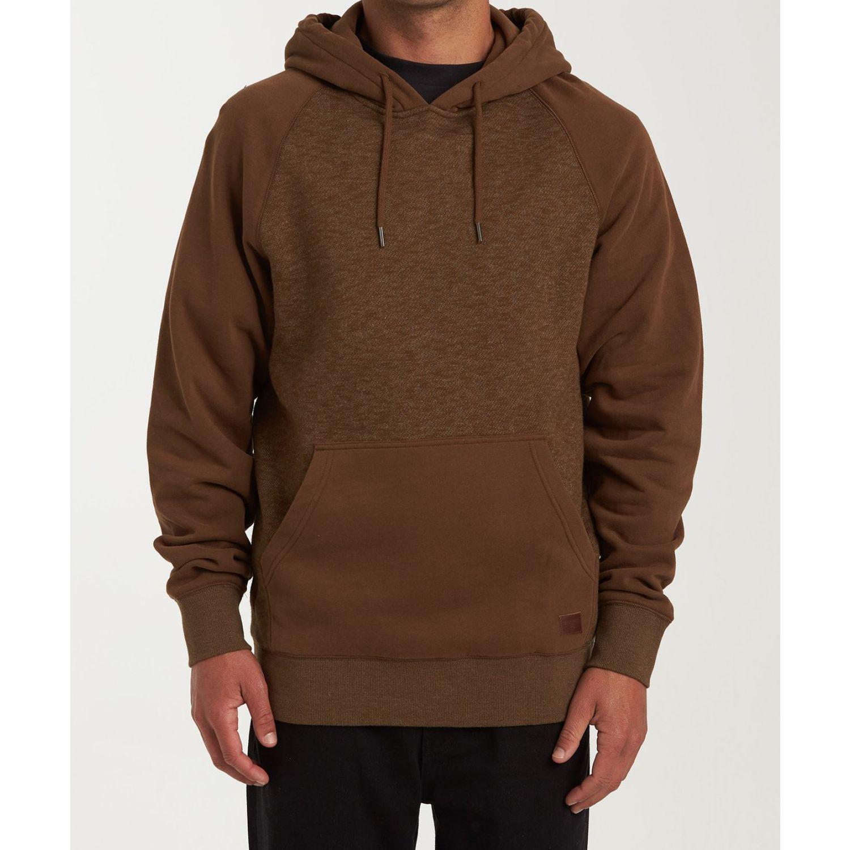 Billabong balance po hdy Marron Hoodies y Sweaters Fashion