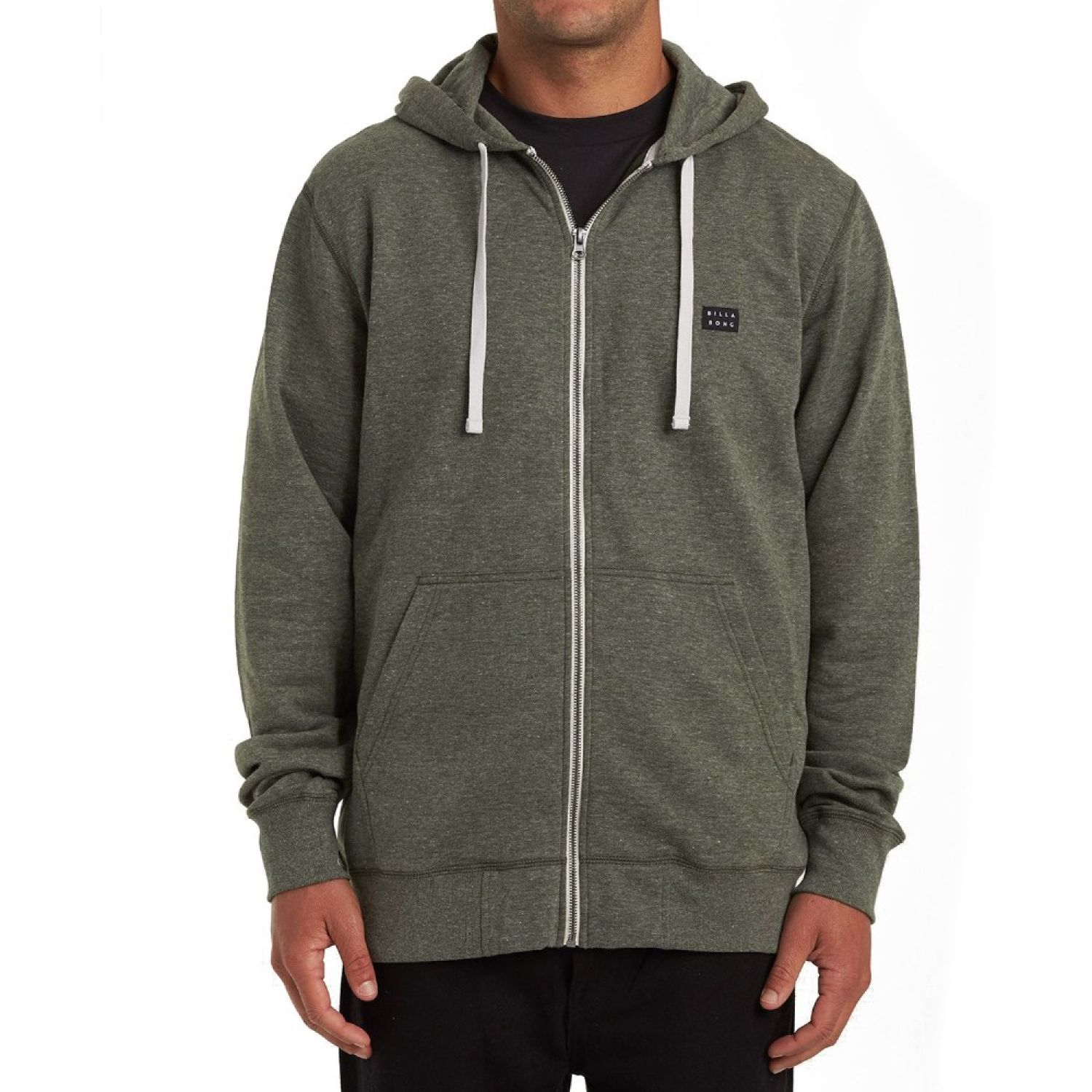 Billabong ALL DAY ZIP HDY II Olivo Hoodies y Sweaters Fashion