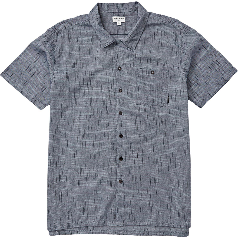 Billabong Shoreline Azul Camisas de botones