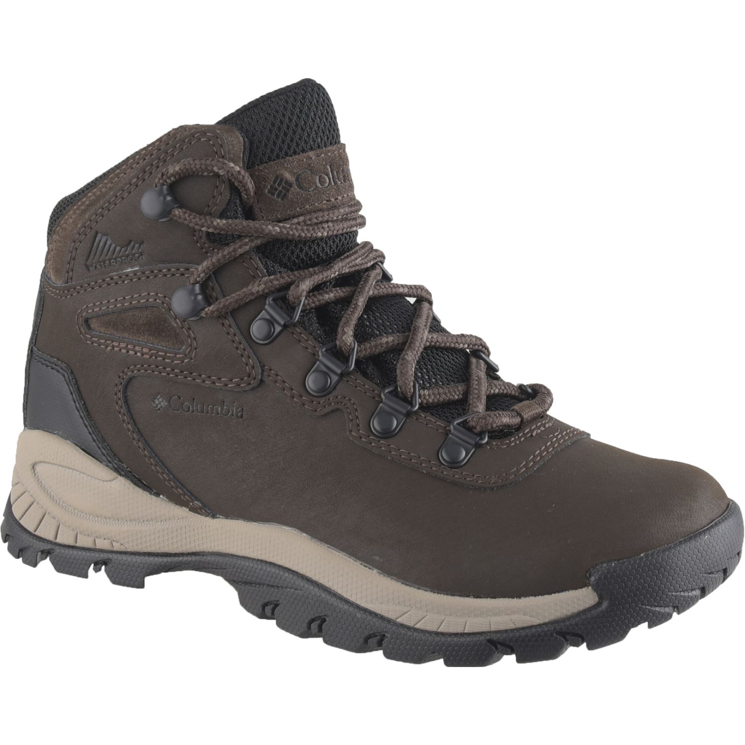 Columbia newton ridge plus Marron Calzado hiking