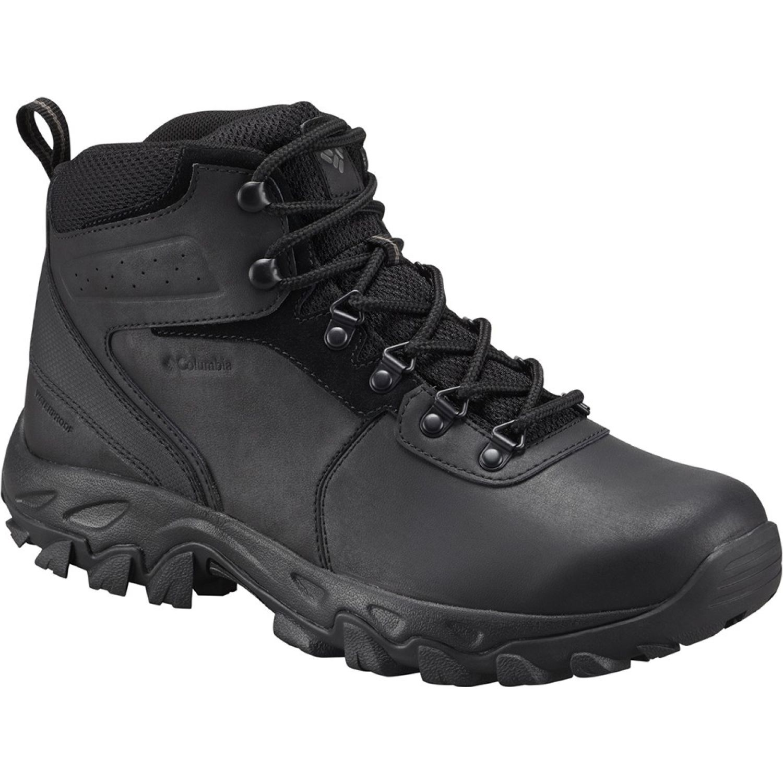 Columbia NEWTON RIDGE PLUS II Negro Calzado hiking