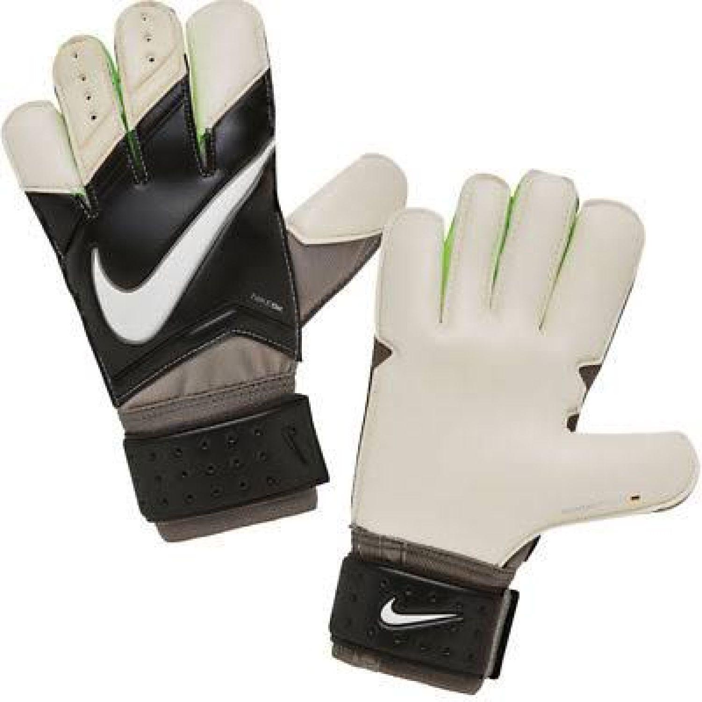 Nike nk gk vapor grip 3 Negro / blanco Guantes