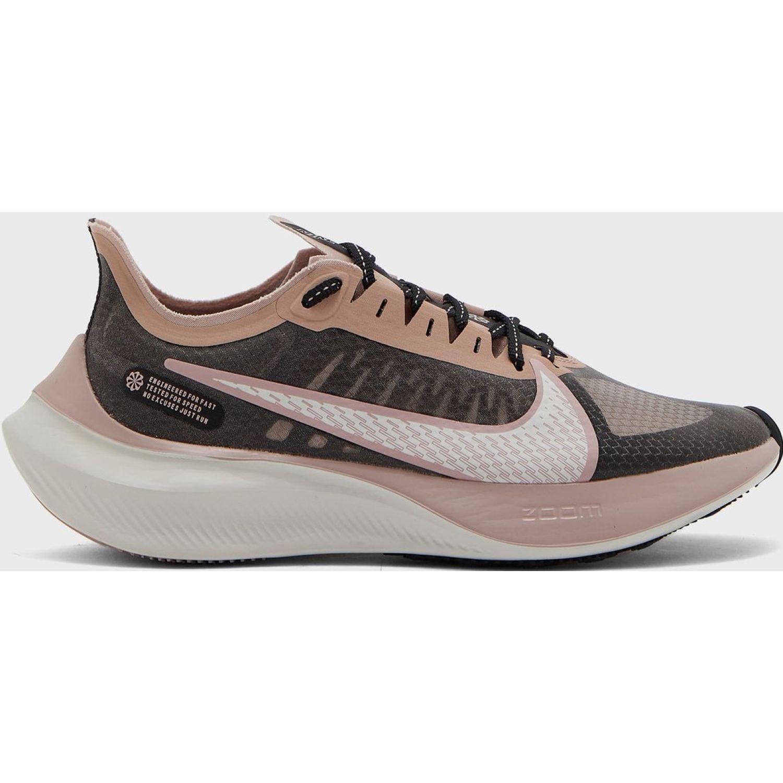 Nike wmns nike zoom gravity Rosado / negro Running en pista