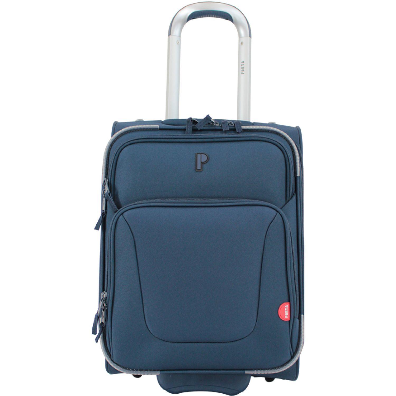 PORTA Carry On Transporter Azul Maletas para niñas y niños