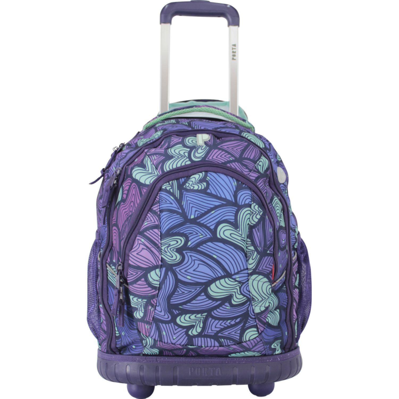 PORTA Carry On Speedy AMANDA Maletas para niñas y niños