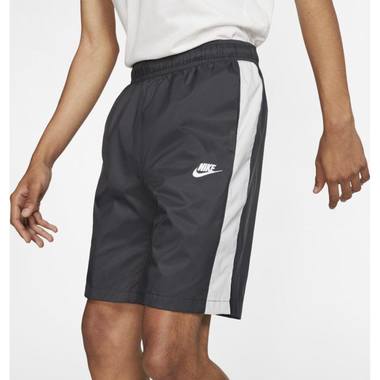 Nike m nsw ce short wvn core trk PLOMO / BLANCO Shorts Deportivos