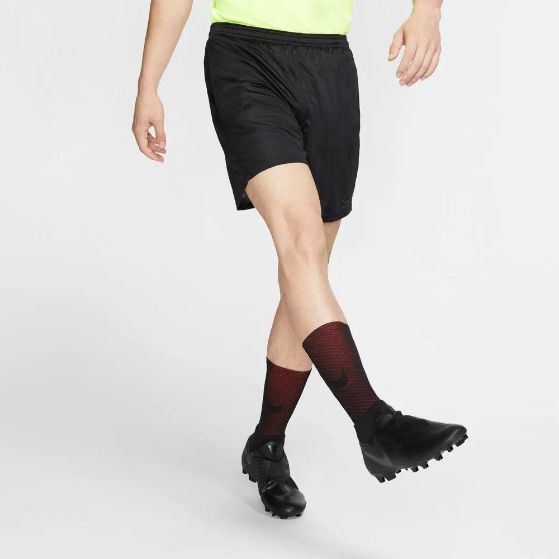 Nike M Nk Brt Acdmy Short Jaq Kp Negro Shorts deportivos
