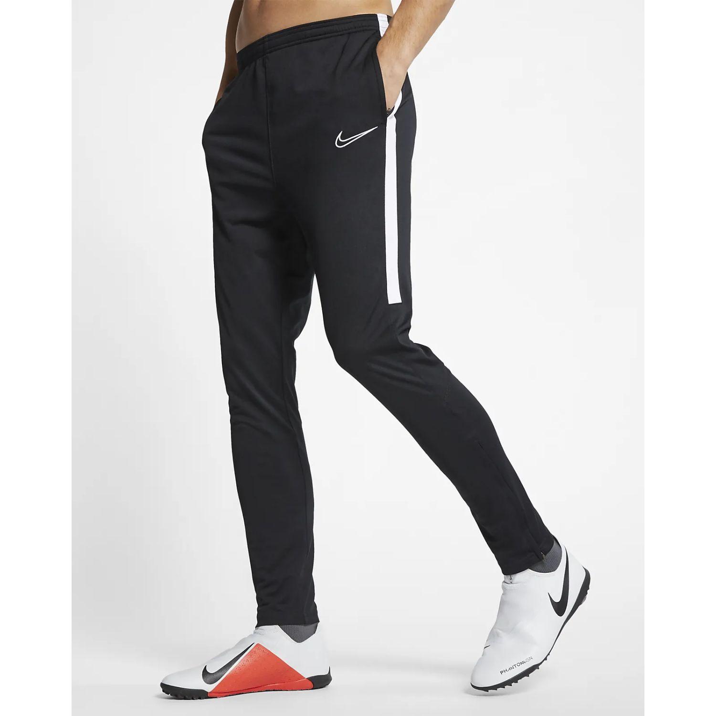 Nike M Nk Dry Acdmy Pant Kpz Negro / blanco Pantalones deportivos