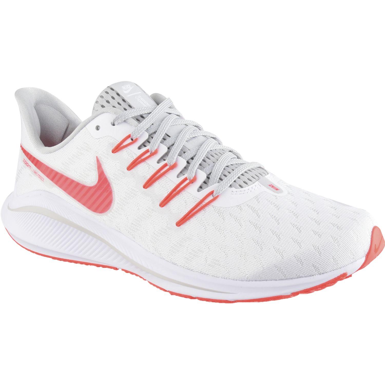 Nike Nike Air Zoom Vomero Gris / coral Correr por carretera