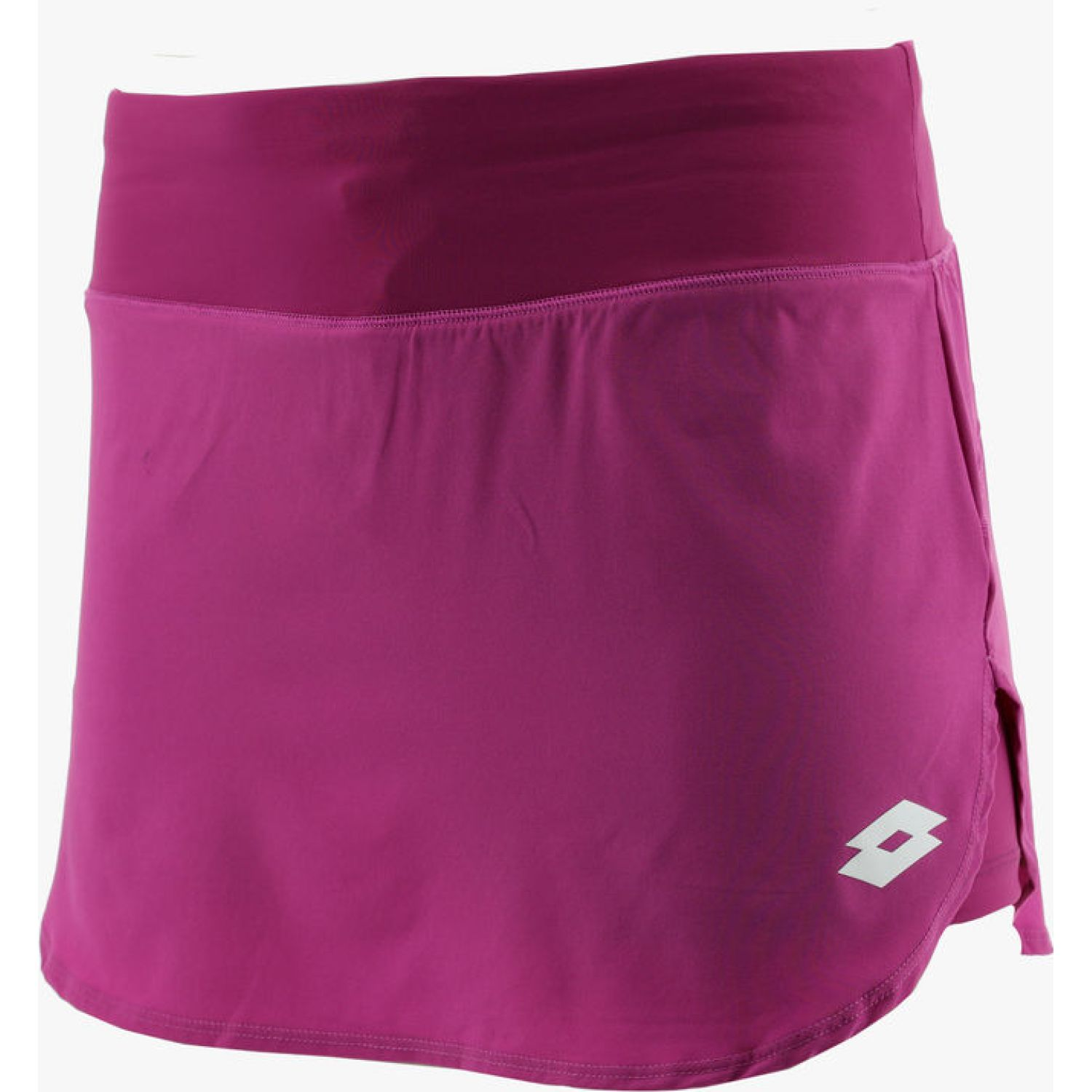 Lotto tennis tech skirt bs pl w Fucsia Faldas Deportivas