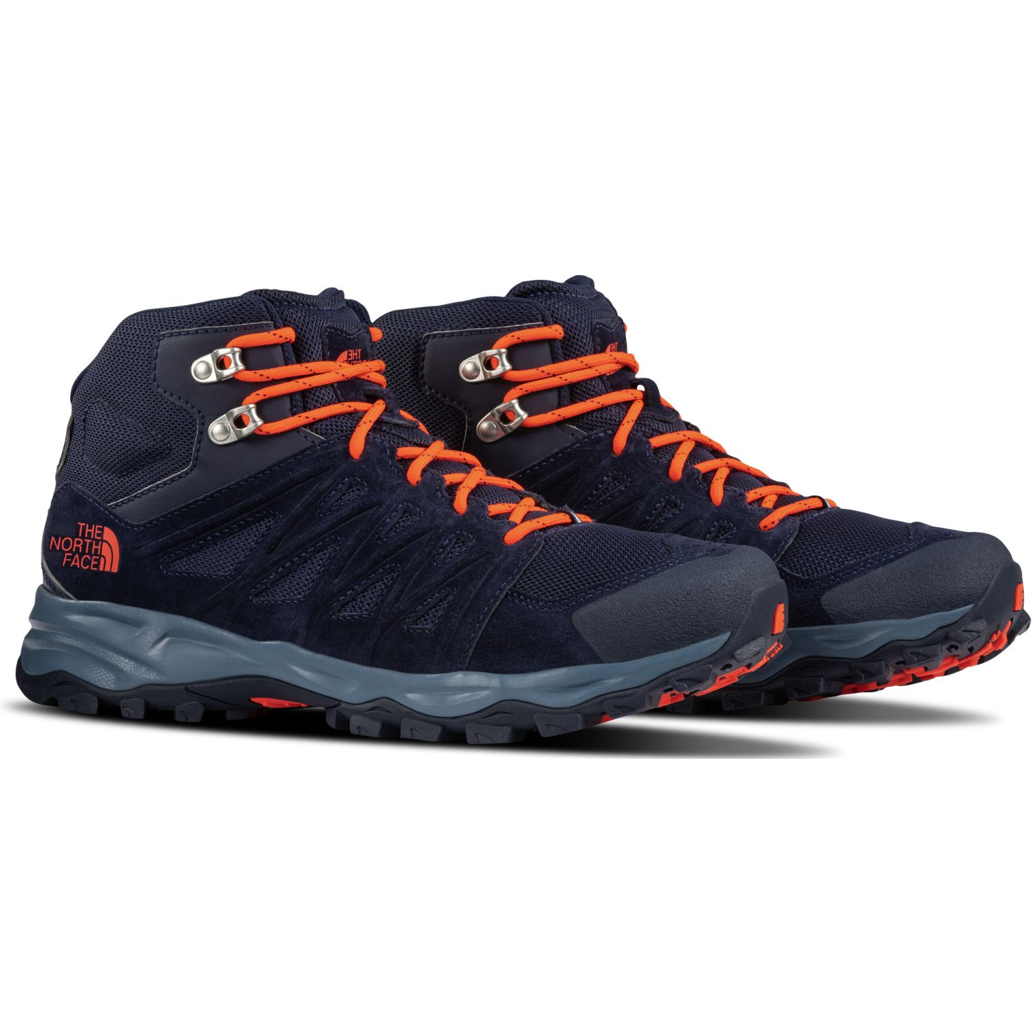 The North Face W TRUCKEE MID Navy Trail Running