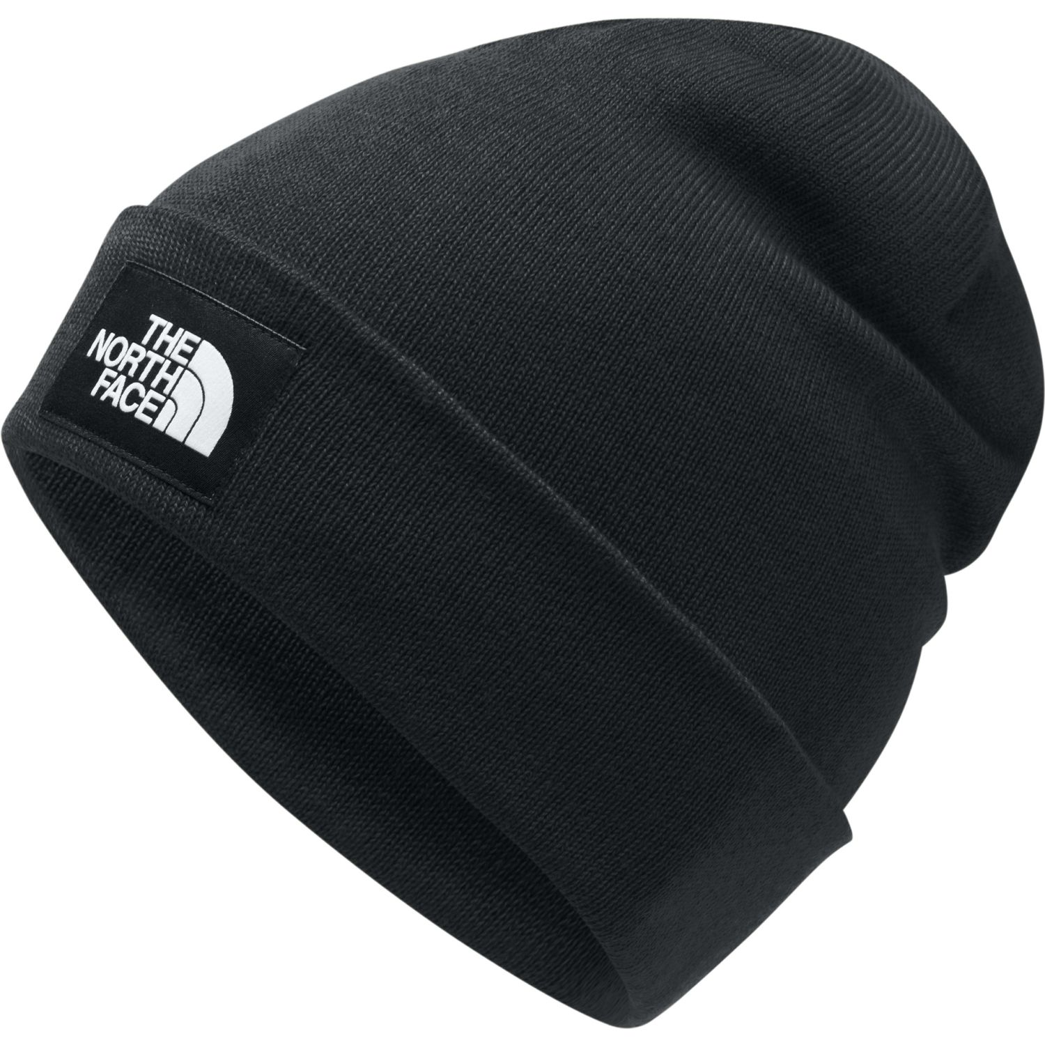 The North Face Dock Worker Recycled Beanie Negro Chullos y gorros