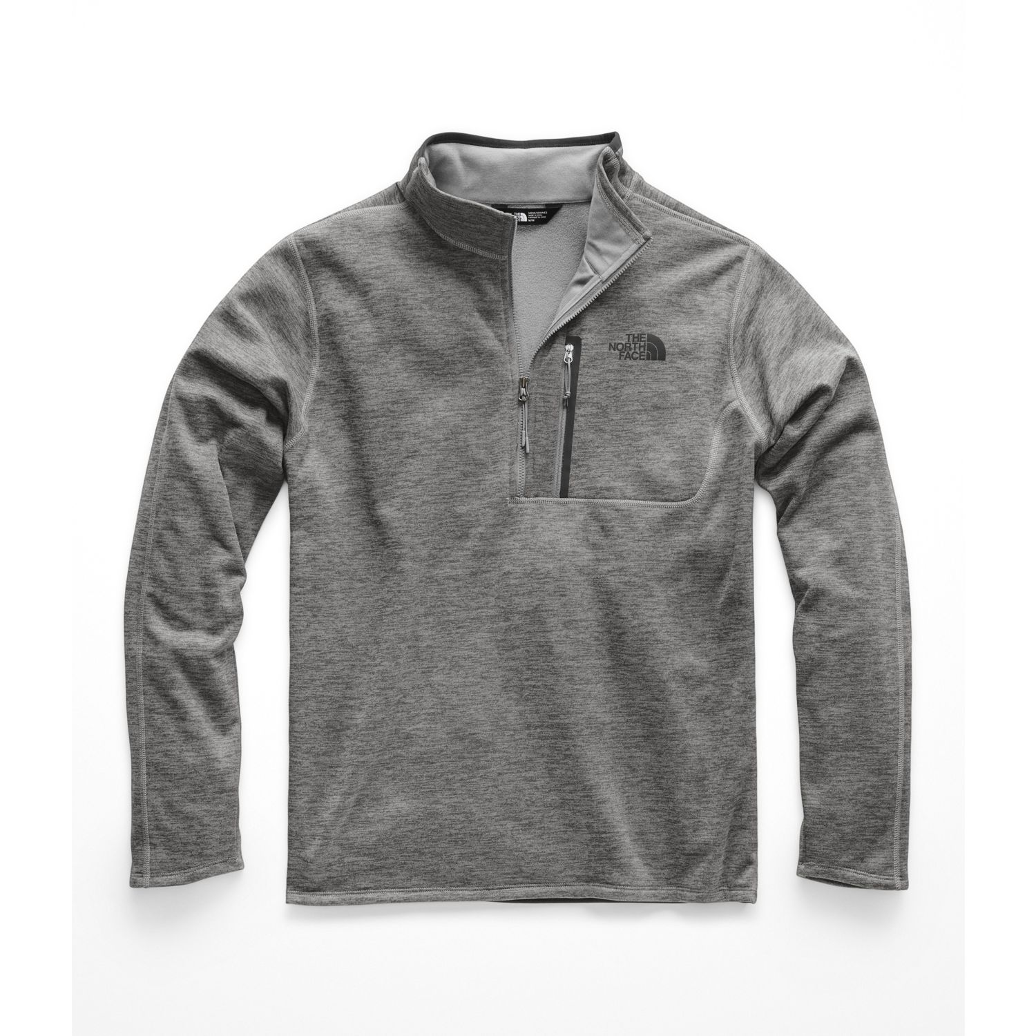 The North Face m canyonlands 1/2 zip Gris Pullovers