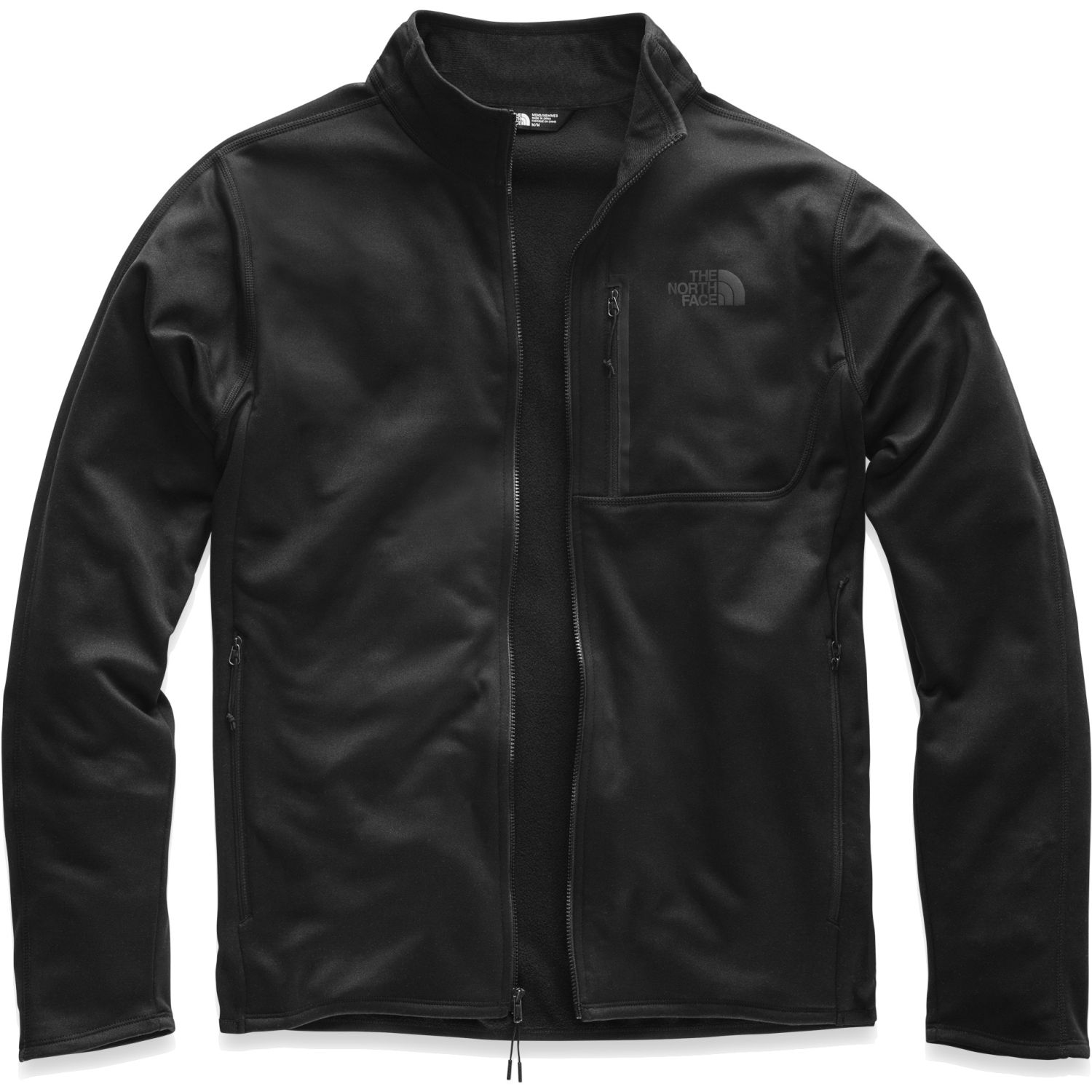 The North Face m canyonlands full zip Negro Pullovers